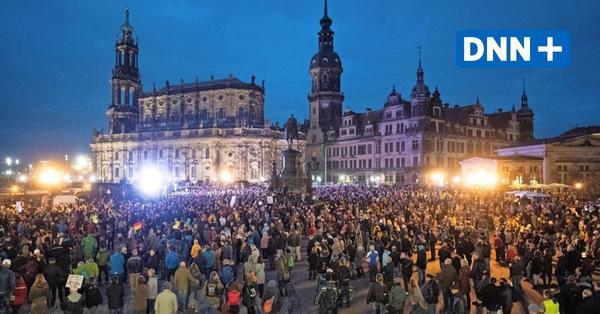 """Dürfen sich die selbsternannten """"Querdenker"""" in Dresden versammeln?"""