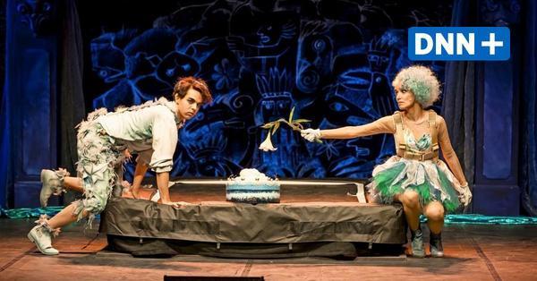 """""""Peter Pan"""" an den Landesbühnen: Ein Totalverweigerer als Held"""