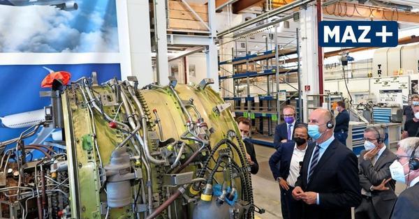 Luftfahrt: MTU Ludwigsfelde setzt jetzt auchBoeing-Triebwerke instand