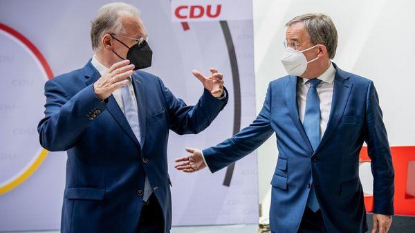 Laschet hätte Gefallen an Koalition mit FDP in Magdeburg