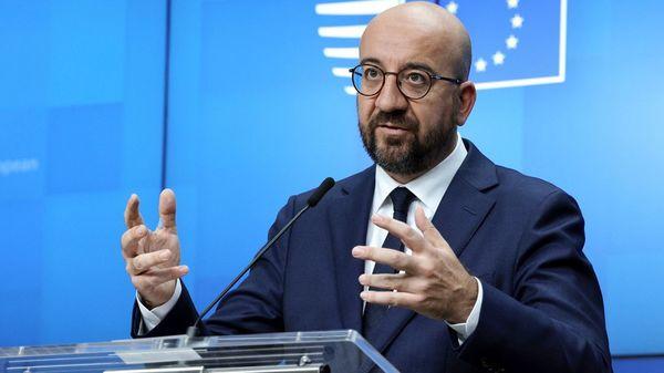 """EU-Ratspräsident Michel wirft Putin """"illegale und störende Aktivitäten"""" vor"""