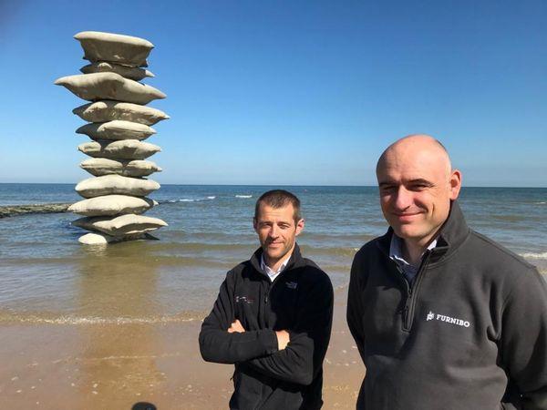 Les entreprises du Veurne livrent leur savoir-faire à Beaufort - Bedrijven uit Veurne leveren vakmanschap voor Beaufort