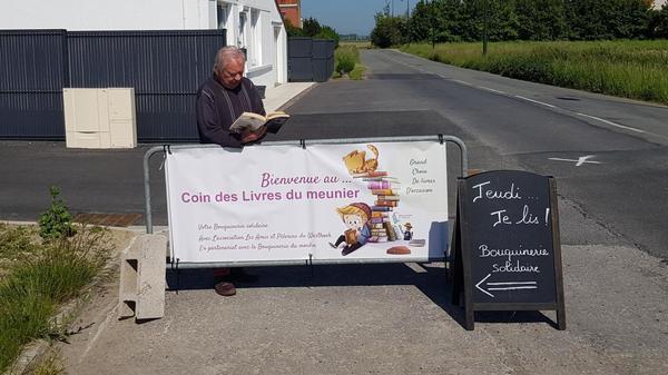 La Quinzaine des Auteurs à Hondschoote : l'occasion d'en savoir plus sur le patrimoine local et de Flandre - de gelegenheid om het lokale en Vlaamse erfgoed beter te leren kennen