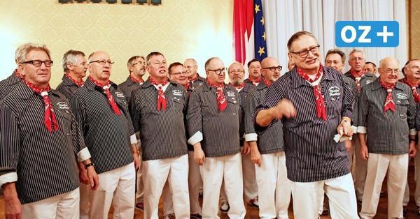 Reriker Heulbojen: Chormitglieder treffen sich nach einem Jahr Pause