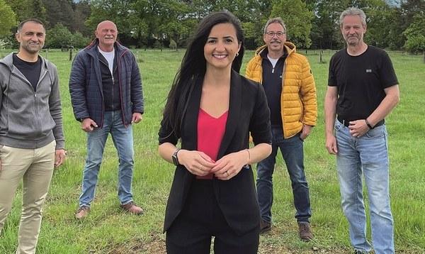 Aynur Colpan ist Bürgermeisterkandidatin - Heidekreis - Walsroder Zeitung