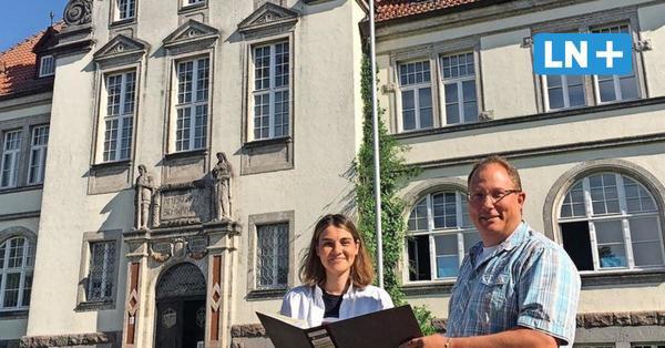 Bad Schwartau: Fassade des Amtsgerichts wird saniert