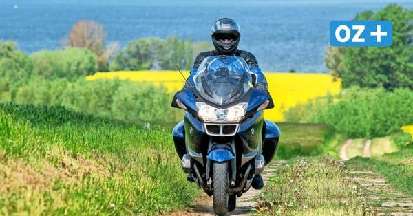 Ideale Tagestour für Motorradfahrer in MV: Biker-Route mit Ostseeblick