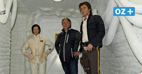 Dassow: Das ist neu in der legendären Star-Wars-Ausstellung