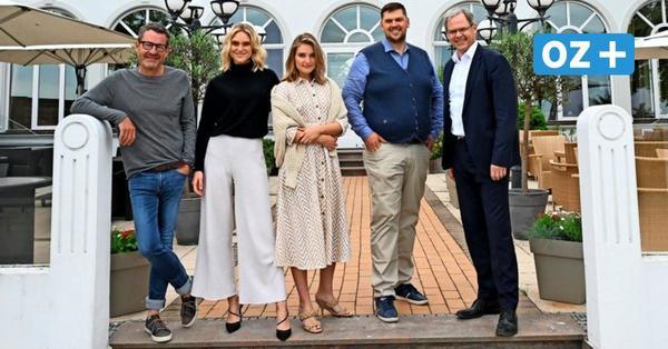 Darum waren Marie von den Benken und Kim Hnizdo zum Shooting auf Usedom