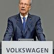 VW: Hans Dieter Pötsch soll weitere fünf Jahre Aufsichtsrats-Chef bleiben