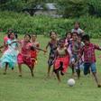 """Der Fußball hilft: VW-Belegschaft unterstützt mehr als 30000 Kinder mit """"A chance to play"""""""