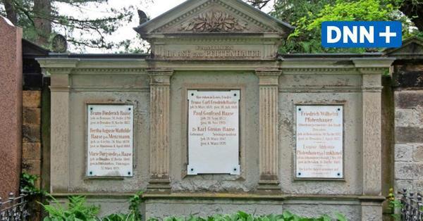 Historische Gräber in Dresden: Wer pflegt sie und mit welchem Geld?
