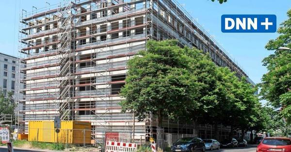 HTW-Neubau schließt eine Baulücke am Hauptbahnhof