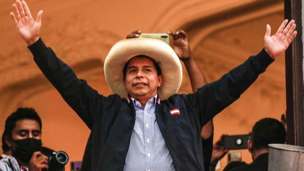 Marxist Castillo könnte neuer Präsident Perus werden