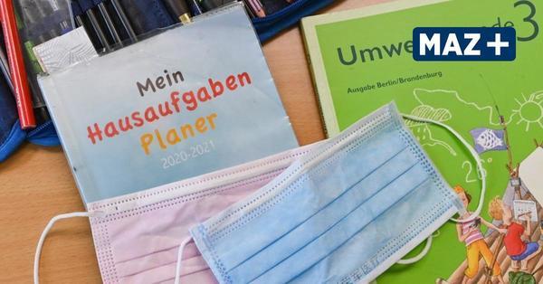 Brandenburg plant weitere Lockerungen: Maskenpflicht an Grundschulen entfällt
