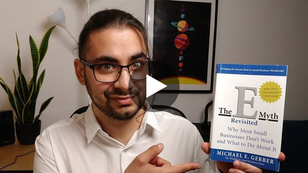 The E-myth Revisited - a Must-read for Business Owners | Book Review