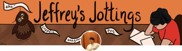 Jeffrey Harris is creating Puzzles | Patreon
