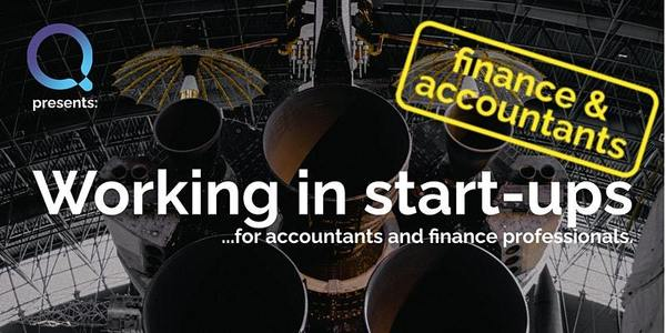 Working at a Startup in Finance and Accounting   9:00 AM (online)