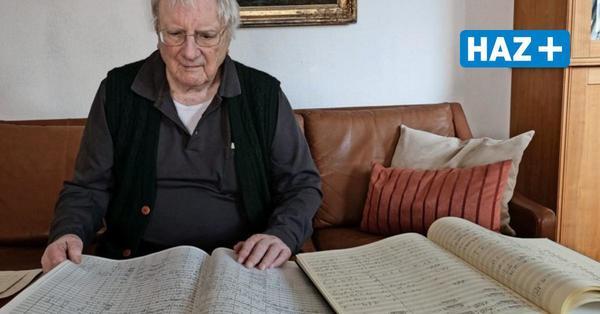 Mit 94: Alfred Koerppen hat sein letztes Werk komponiert