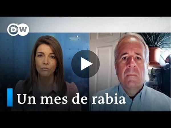 La crisis de Colombia y los intereses de EE. UU.