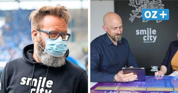 Smile City: Diese Ideen hat OB Madsen für Rostock – und darum geht es kaum voran