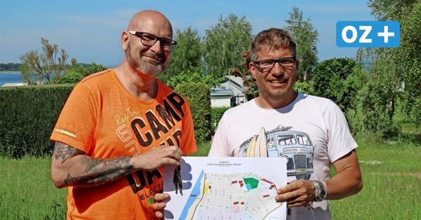 Boiensdorfer Werder: Das hat der neue Campingplatz-Pächter vor