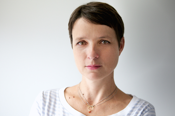Bénédicte Jeannerod is the director of the Human Rights Watch in France, one of the most vocal civil societies calling for the lifting of COVID-19 vaccine patents. Photo: HRW.