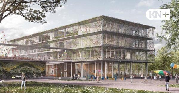 Das sind die Pläne für den Neubau der Grundschule Gaarden