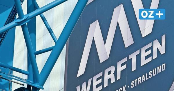 Bund hilft MV Werften: Große Erleichterung nach Zusage