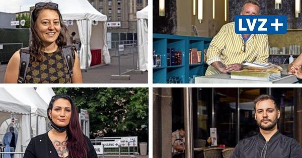Ende der Testpflicht – so erleben die Menschen in Leipzigs City die neue Freiheit