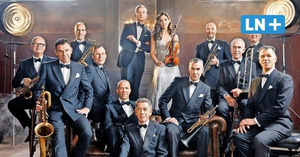 Eutin: Max Raabe und Orchester zu Gast bei den Festspielen