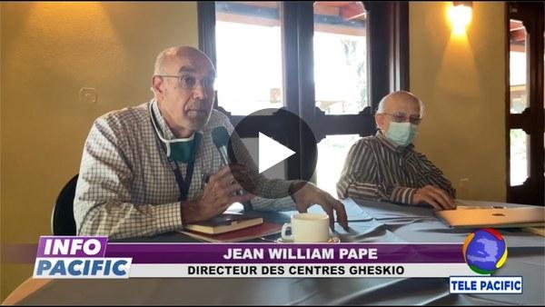 Jean William Pape, suggère l'annulation du projet de référendum ...