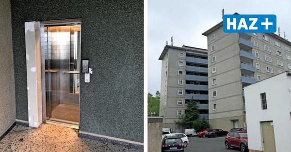 Hochhaus-Aufzug von Vonovia seit acht Monaten dauerdefekt