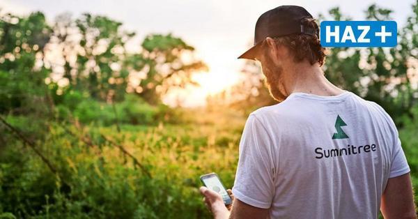Dieses Start-up aus Wennigsen-Holtensen setzt sich mit einer App für den Wald ein