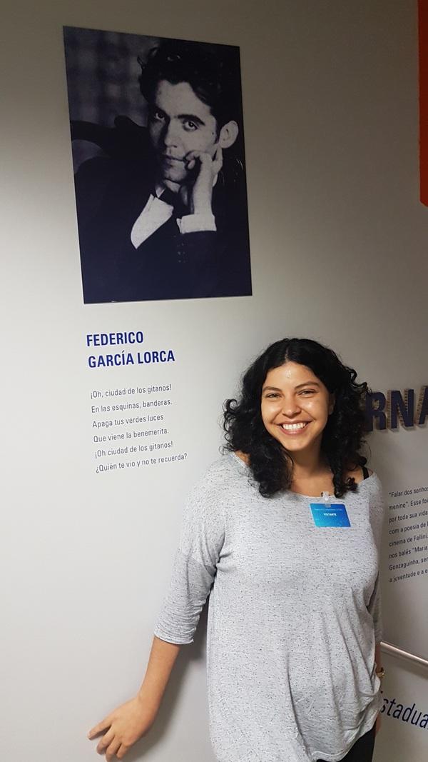 Muito fangirl do Lorca sim (Espaço do Conhecimento da UFMG, 2017)