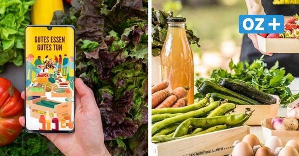 Onlineshop trifft Bauernmarkt: So bestellen Sie regionale Produkte in Rostock online