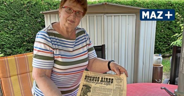 Außergewöhnliches Fundstück im Keller: Rentnerin findet 60 Jahre alte MAZ