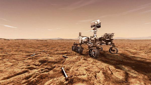 NASA's Perseverance Rover Begins Its First Science Campaign on Mars | NASA