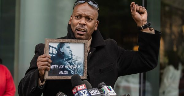 Victims of gun violence always deserve a voice — not just when a cop is involved