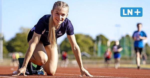 Lübeckerin Lucy Steinmeyer zu den Leichtathletik-Finals aus den USA eingeflogen