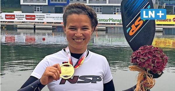Eutinerin Noelani Sach ist Deutsche SUP-Meisterin