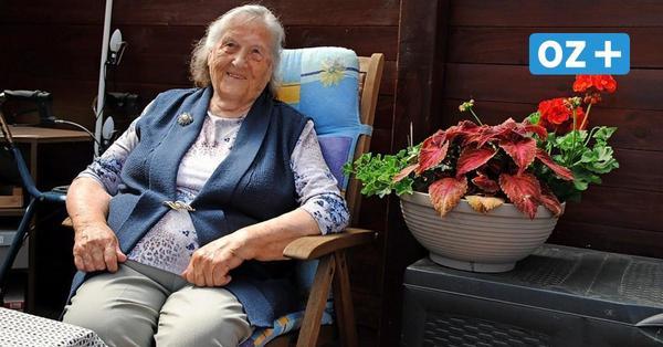 Boltenhagen: Älteste Einwohnerin erinnert sich an die letzte Gutsfamilie