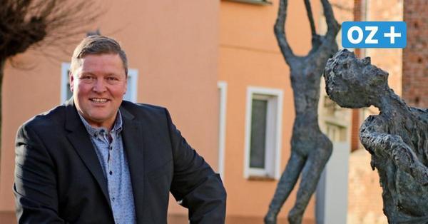 Bürgermeisterwahl in Grimmen: 50,84 Prozent – Marco Jahns gewinnt die Wahl