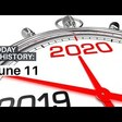 Today in history ▶ June 11