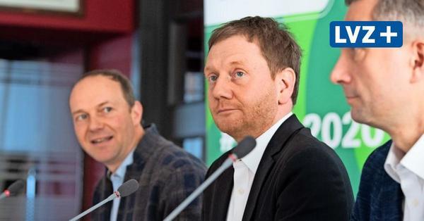 Kretschmer-Interview in der LVZ löst Koalitionskrach in Sachsen aus