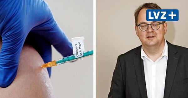 Corona-Impfung als Wahlkampfgeschenk? Ärger um Linken-Aktion in Leipzig-Grünau