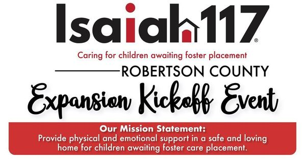 Expansion Kickoff Event | Sunday, June 13 @ 3pm