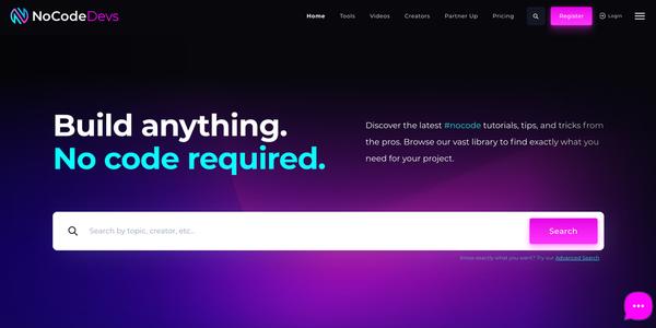 NoCodeDevs 3.0 | Live on Product Hunt