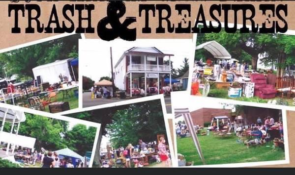 Cross Plains Trash & Treasure is Back! June 25-26