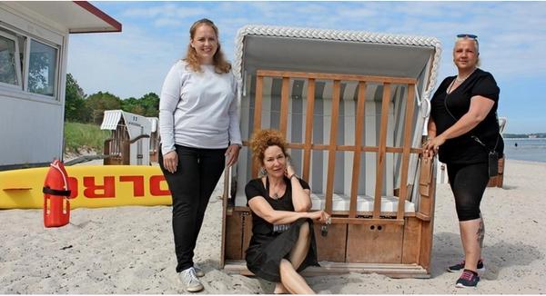 Boltenhagen und seine Strandkörbe: Neue Pächter am Strandaufgang 20